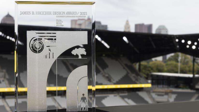 Lower.com Field named winner of 2021 James B. Recchie Design Award