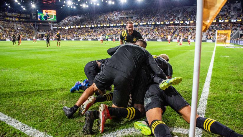 Hispanic Heritage Month   Juan Valladares' call on Miguel Berry's game-winning goal