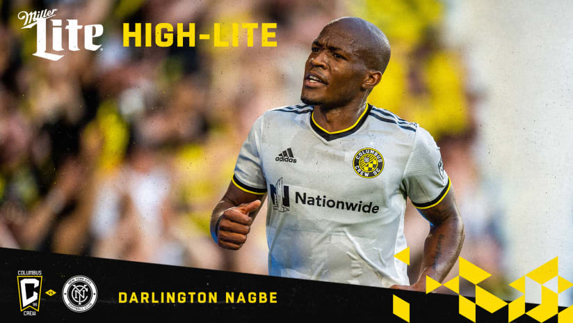 MILLER HIGH-LITE | Nagbe's smooth finish against New York City FC