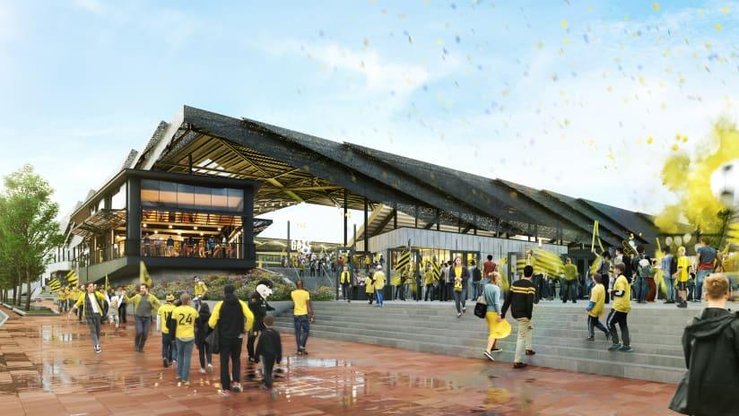 Downtown Stadium - Rendering - Release - 9.24.19