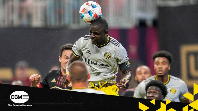 By The Numbers pres. by Ohio Business Machines | Mensah produces inspiring performance