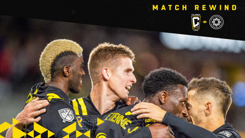 MATCH REWIND   Pair of Zardes goals leads to 3 crucial points for playoff-contending Crew