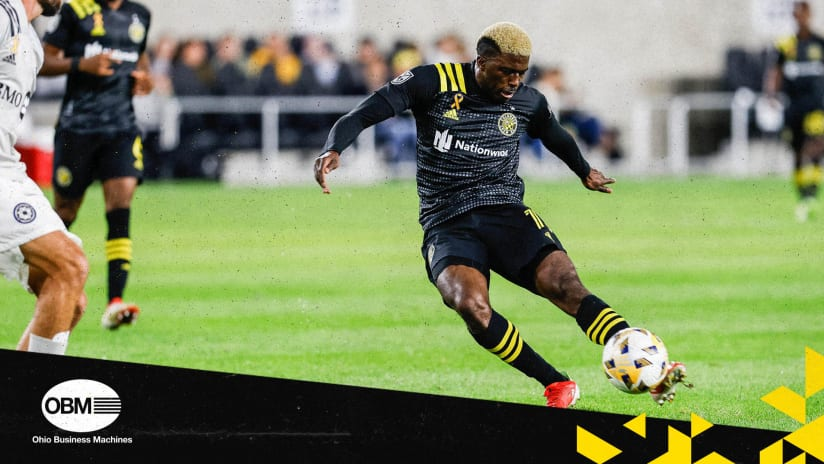 By The Numbers pres. by Ohio Business Machines | In-form Zardes exactly what Crew attack needs