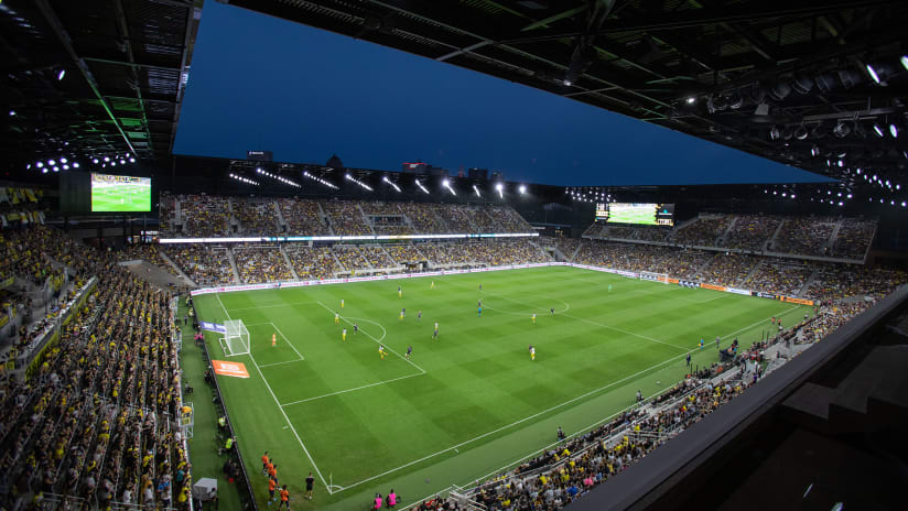Attending the Campeones Cup match vs. Cruz Azul on September 29? Save time by pre-purchasing parking today