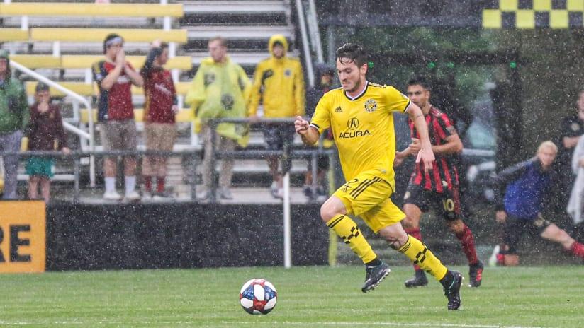 Luis Argudo - 6.18.19 - Atlanta United - Rain