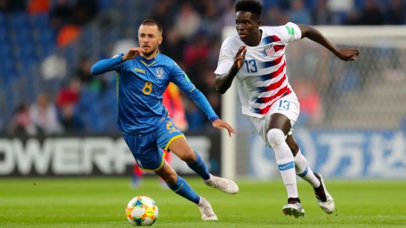 Aboubacar Keita - United States - 2019 FIFA U-20 World Cup