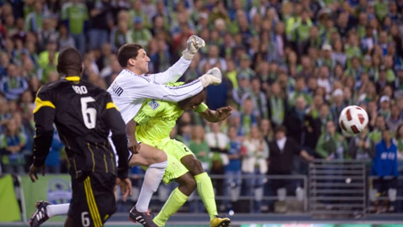 Columbus' draw against FCD isn't the first time a win got away