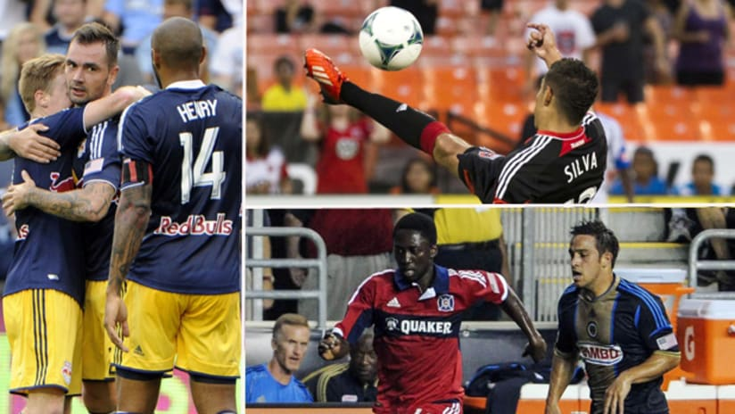 Eastern Conference Roundup: August 5