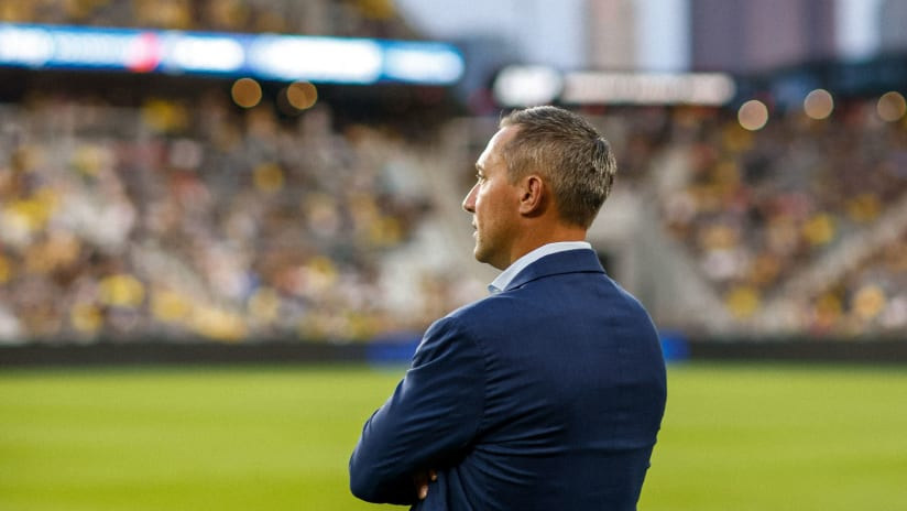 PORTER | 'It was a tale of two halves' in Crew's draw vs. Nashville SC