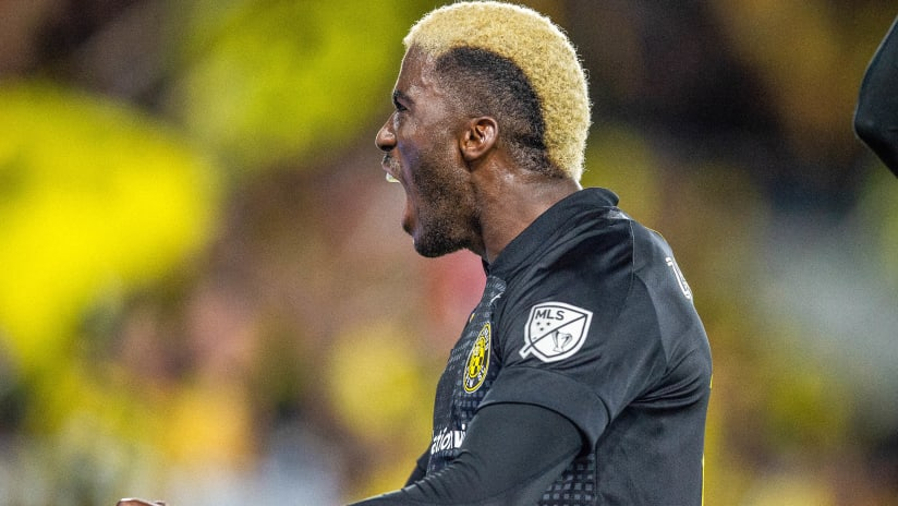 PLAYER OF THE WEEK   Gyasi Zardes voted MLS Player of the Week after two-goal performance vs. CF Montreal
