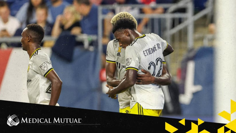 Crew Coverage pres. by Medical Mutual | PORTER: Draw at Revs 'a result we'll take'