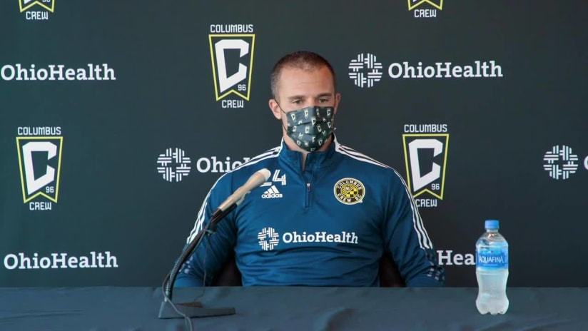 INTERVIEW | Evan Bush on getting the start ahead of #CLBvMTL