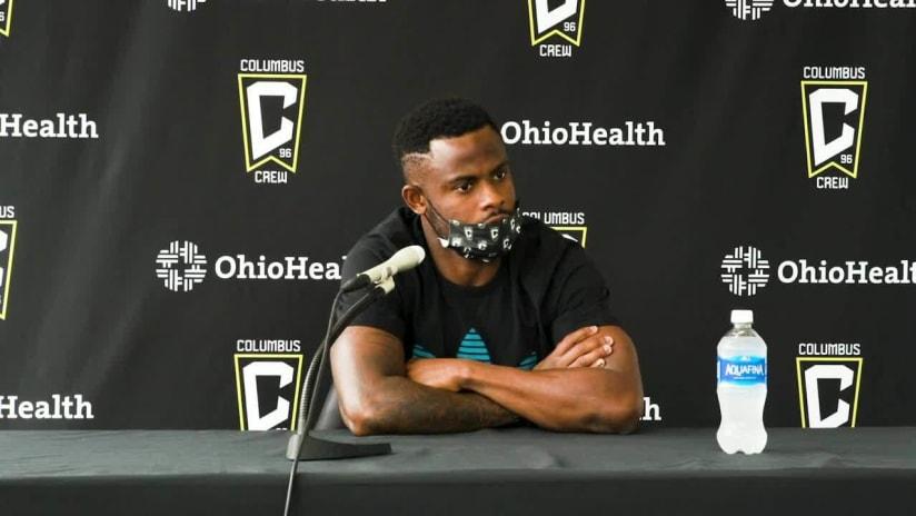INTERVIEW | Waylon Francis ahead of road match at Atlanta United