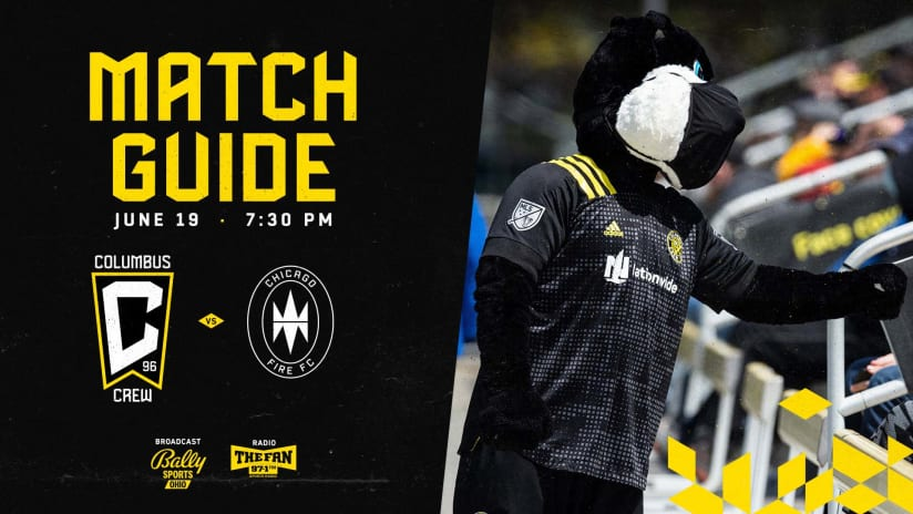 matchday guide - 6.19.21