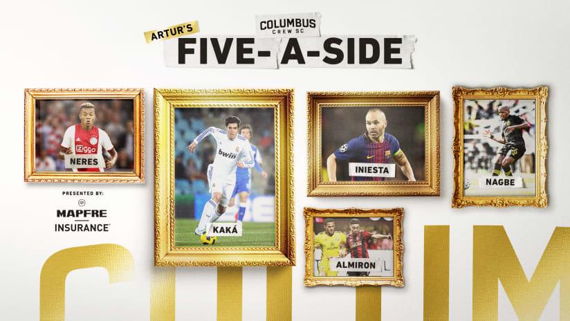5-a-side - Artur