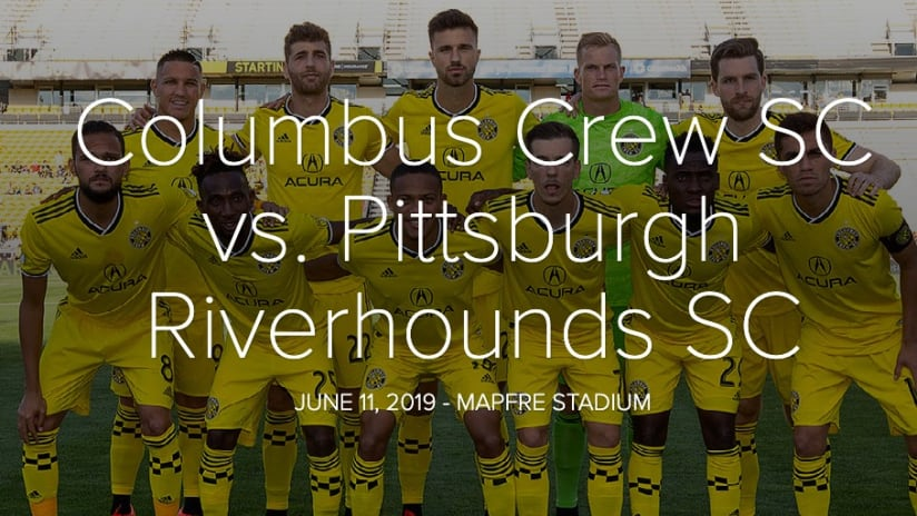 PHOTOS: Views from the Open Cup - Columbus Crew SC vs. Pittsburgh Riverhounds SC
