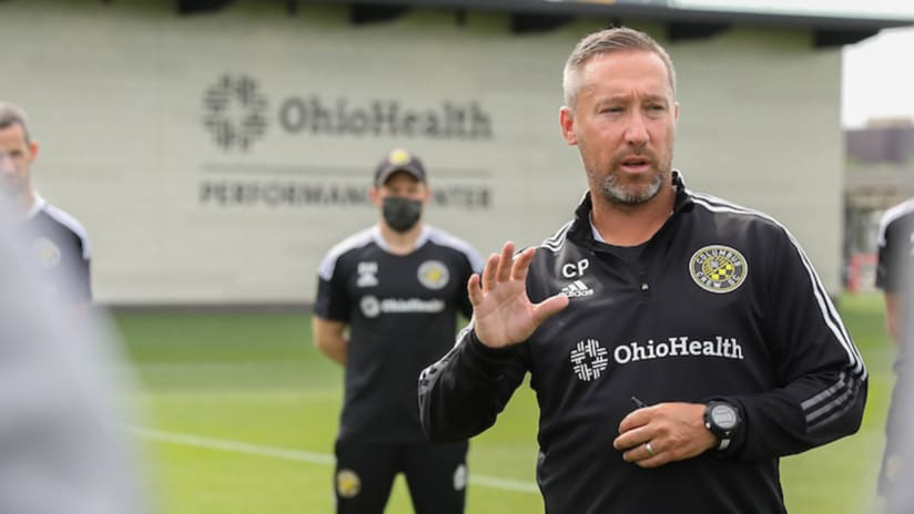 CALEB PORTER ON OHPC | 'This is as good of a facility as I've ever seen.'