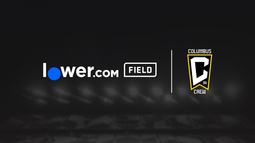 Introducing Lower.com Field: Columbus Crew announces long-term stadium naming rights partnership with Lower