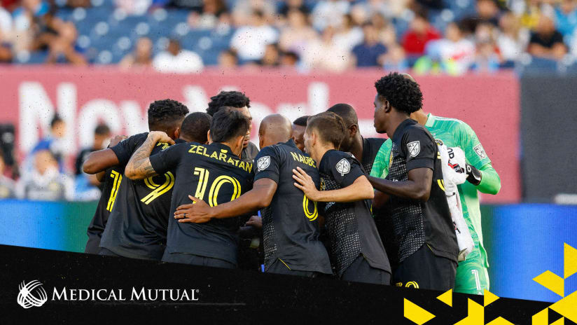 Crew Coverage pres. by Medical Mutual | Porter: 'Tough one' against NYCFC