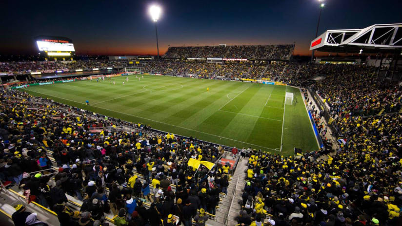 Stadium CLBvNY