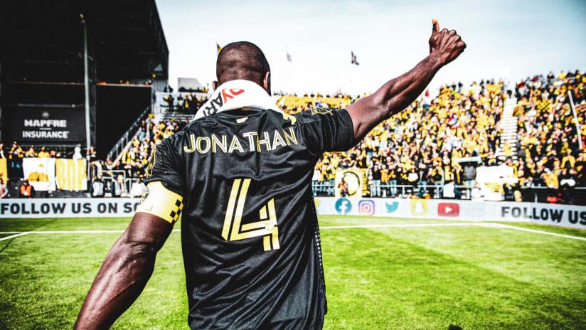 Jonathan Mensah - 3.1.20 - Fans