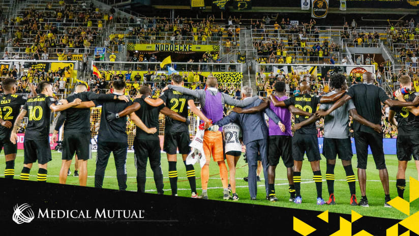 Crew Coverage pres. by Medical Mutual | PORTER: 'The whole team rolled their sleeves up and refused to lose'