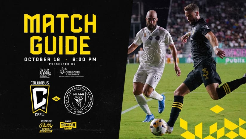 MATCH GUIDE | A look at what is happening during On Our SleevesNight at Lower.com Field