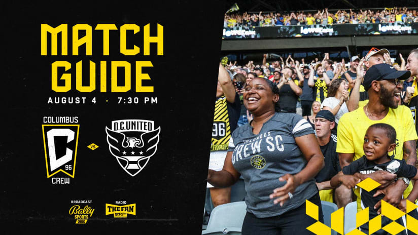MATCHDAY GUIDE   Back home for a mid-week match! Here's what to expect