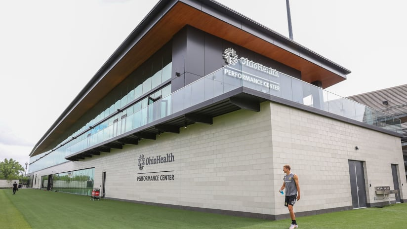 OhioHealth Performance Center a 'gamechanger' for The Crew