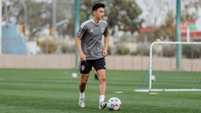 Colorado Rapids Loan Five Players to Colorado Springs Switchbacks FC