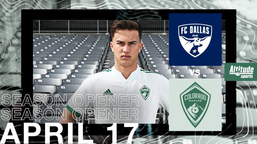Preview: Rapids Kick Off 2021 Season at FC Dallas on Saturday