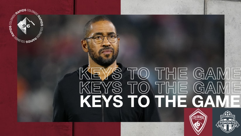 Keys Against Toronto: Pressure and Pass to Success