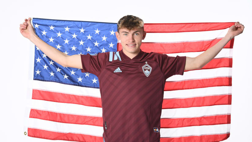 Rapids Lead MLS With Three Players on Gold Cup Roster