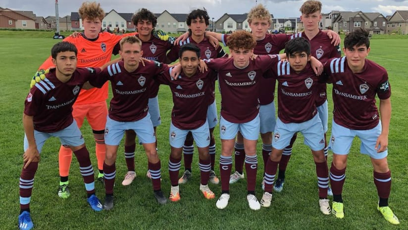 News & Notes: The Rapids Academy Scores 53 Goals in Hugely Successful Weekend