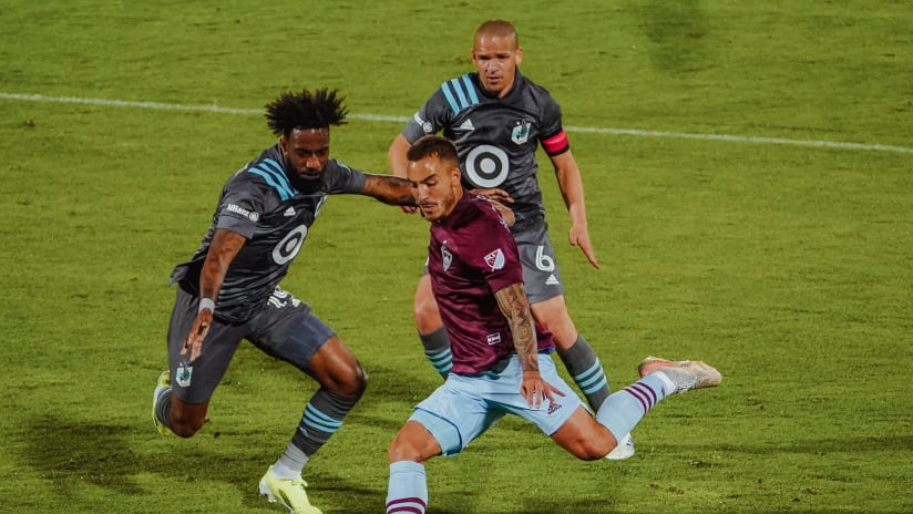 Kickoff Time Adjusted to Rapids' Oct. 10 Match at Minnesota United