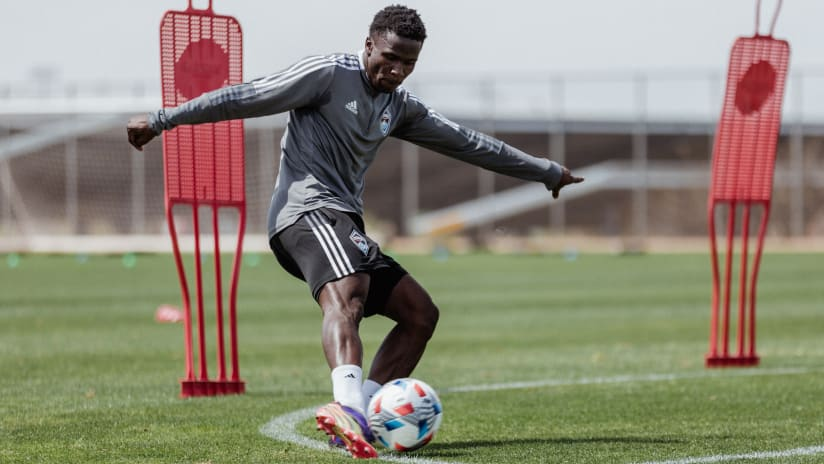 Rapids Loan 16-Year-Old Yaya Toure to Colorado Springs Switchbacks FC