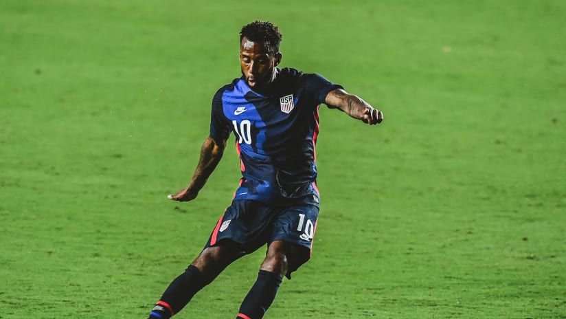 News & Notes: Vines & Acosta Named to Provisional Nations League Roster