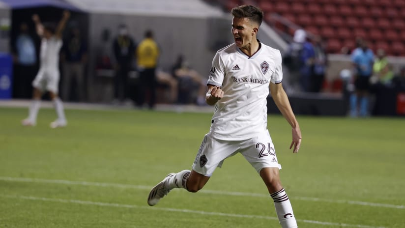 MLSSoccer.com: What Makes Midfielder Cole Bassett a Top Prospect and Which European Clubs are Interested