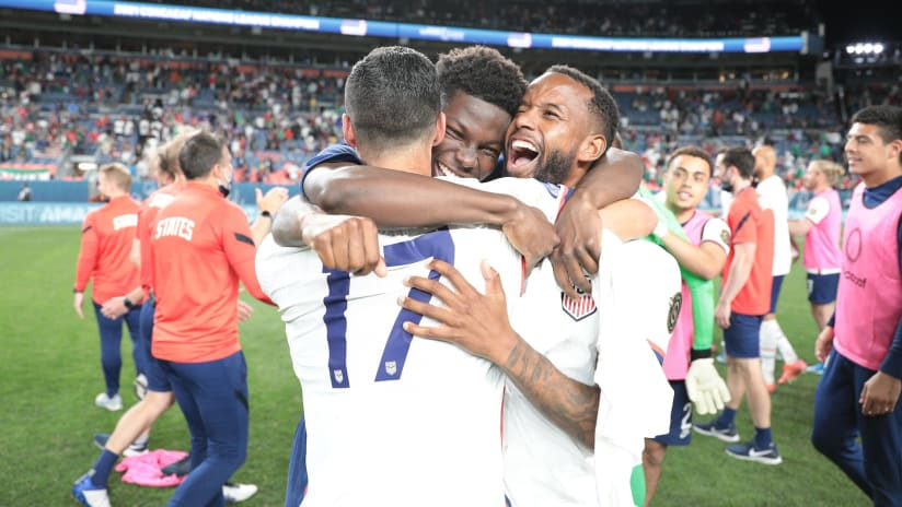 Everyone is Talking About Kellyn Acosta Following the USMNT's 3-2 Win Over Mexico