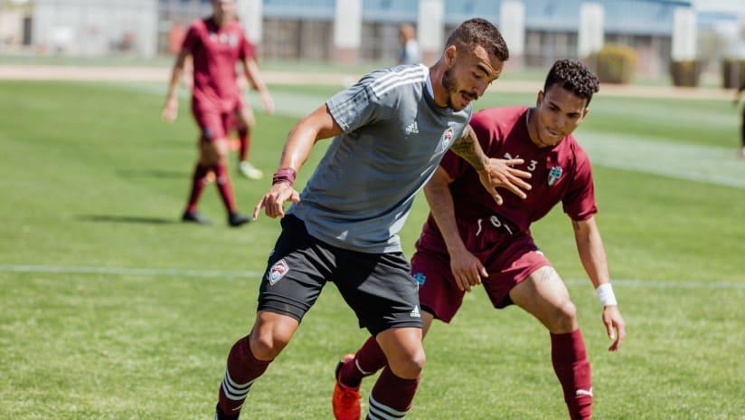 Recap: Rapids Top FC Tucson, LA Galaxy II in Midweek Scrimmage -