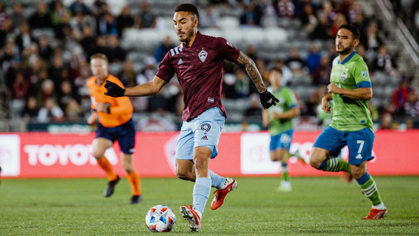 Postgame Notes & Quotes: Rapids Draw 1-1 Against Seattle, Badji Scores Second Goal Since Rejoining Club