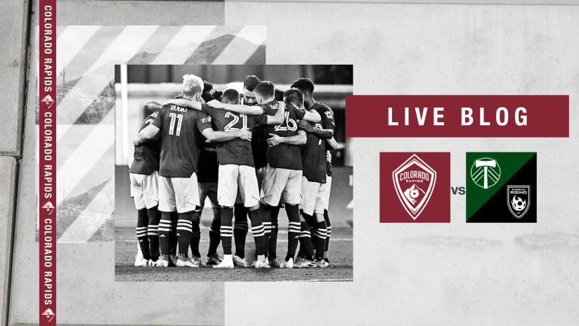 Relive the Rapids Scrimmage Victories Against Portland and Phoenix -