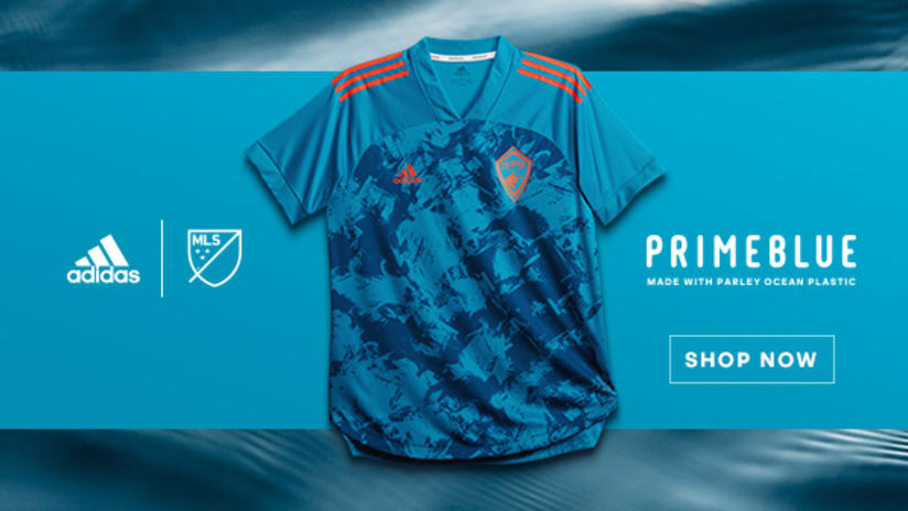 MLS, Twitter to Honor Fans with PRIMEBLUE Post Game Jersey Swap