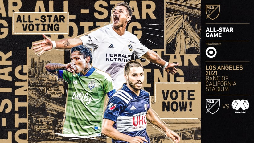 Cast Your Vote to Help the Rapids Earn a Spot in the 2021 MLS All-Star Game