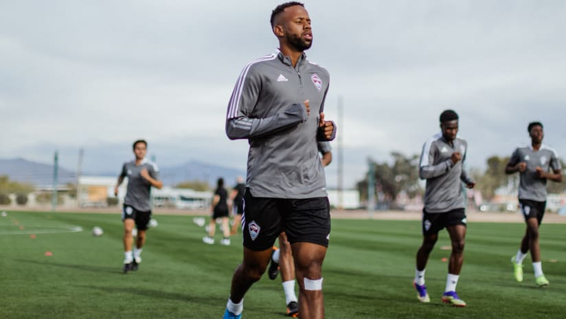 Rapids, USMNT Midfielder Kellyn Acosta Focused on Big Year for Club and Country