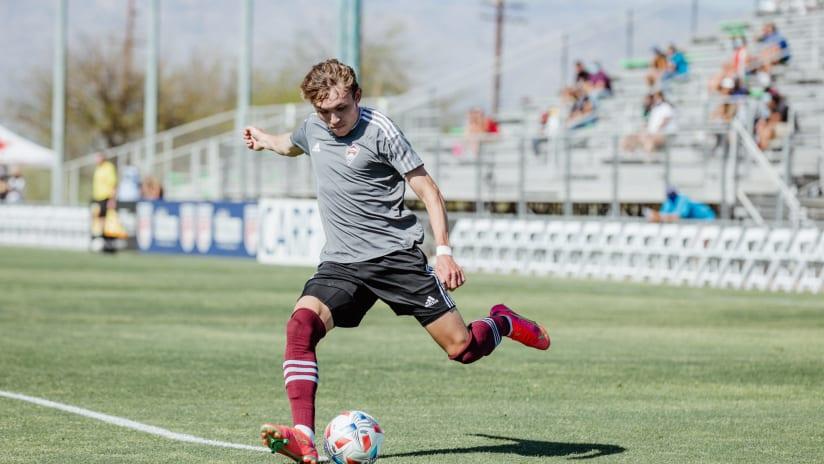Recap: Multiple Key Players Return as Rapids Draw LA in Visit Tucson Sun Cup -