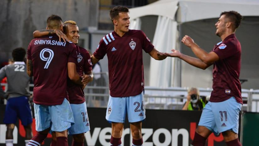 Recap: Rapids Extend Unbeaten Run, Drop FC Dallas 2-0