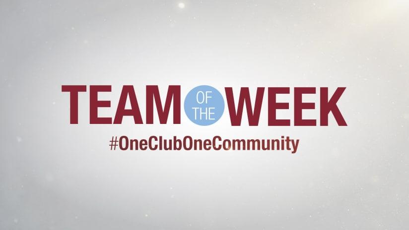 team of the week_community