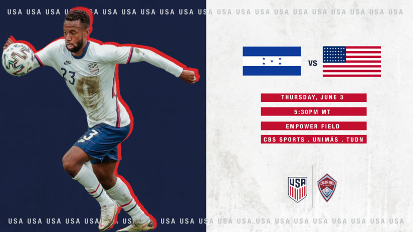 Preview: Kellyn Acosta, USMNT Prepare to Take on Honduras in Concacaf Nations League Semifinal