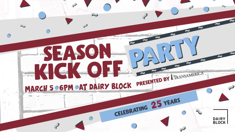 Save the Date: Join us March 5 at Dairy Block in Downtown Denver! -
